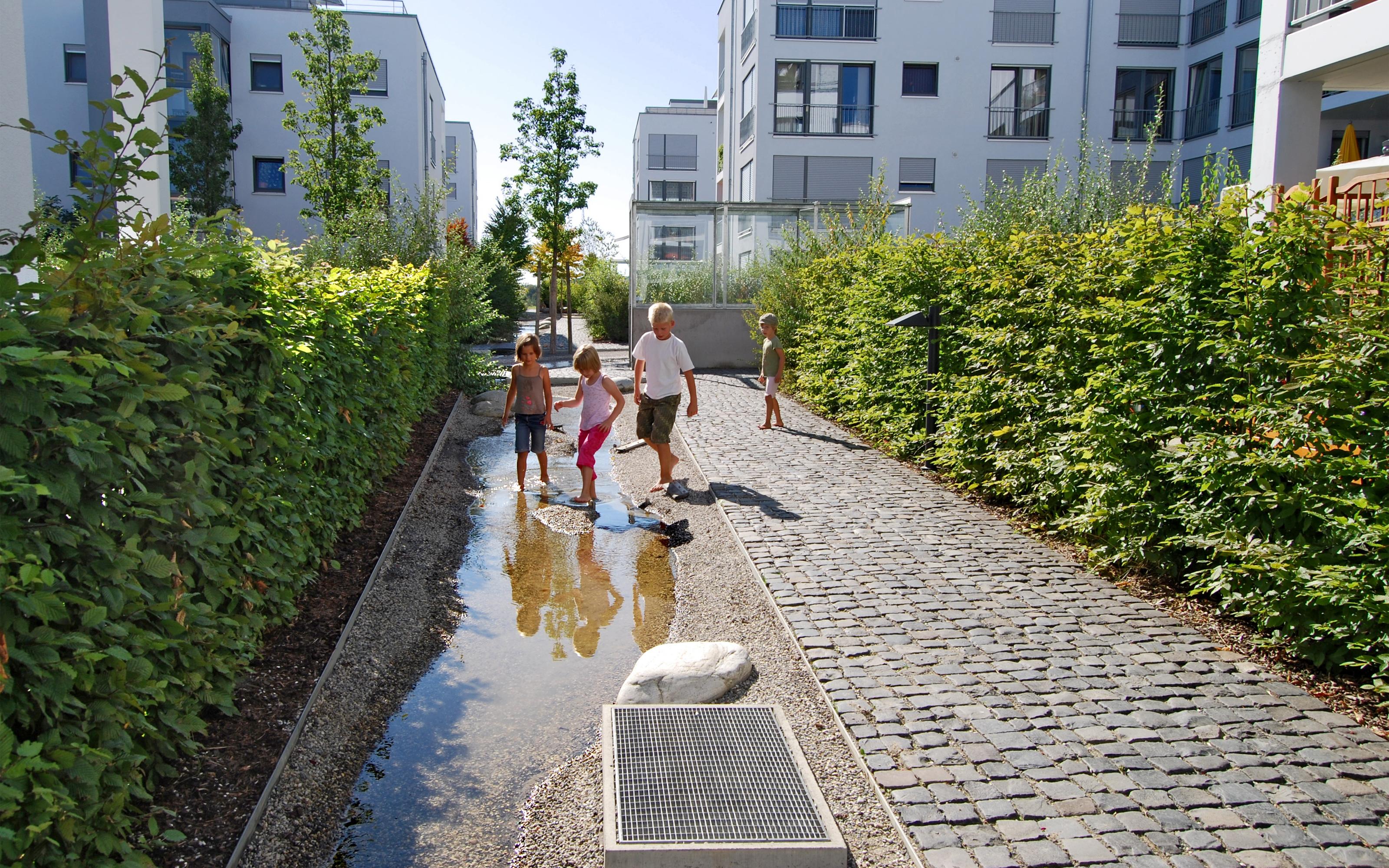 Blauer Garten, Ostfildern | ZinCo
